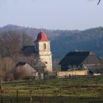 Kostel v Bořejově